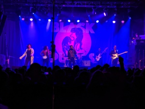 Black Pumas on First Avenue stage