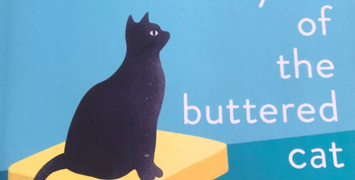 the year of the buttered cat book cover cropped