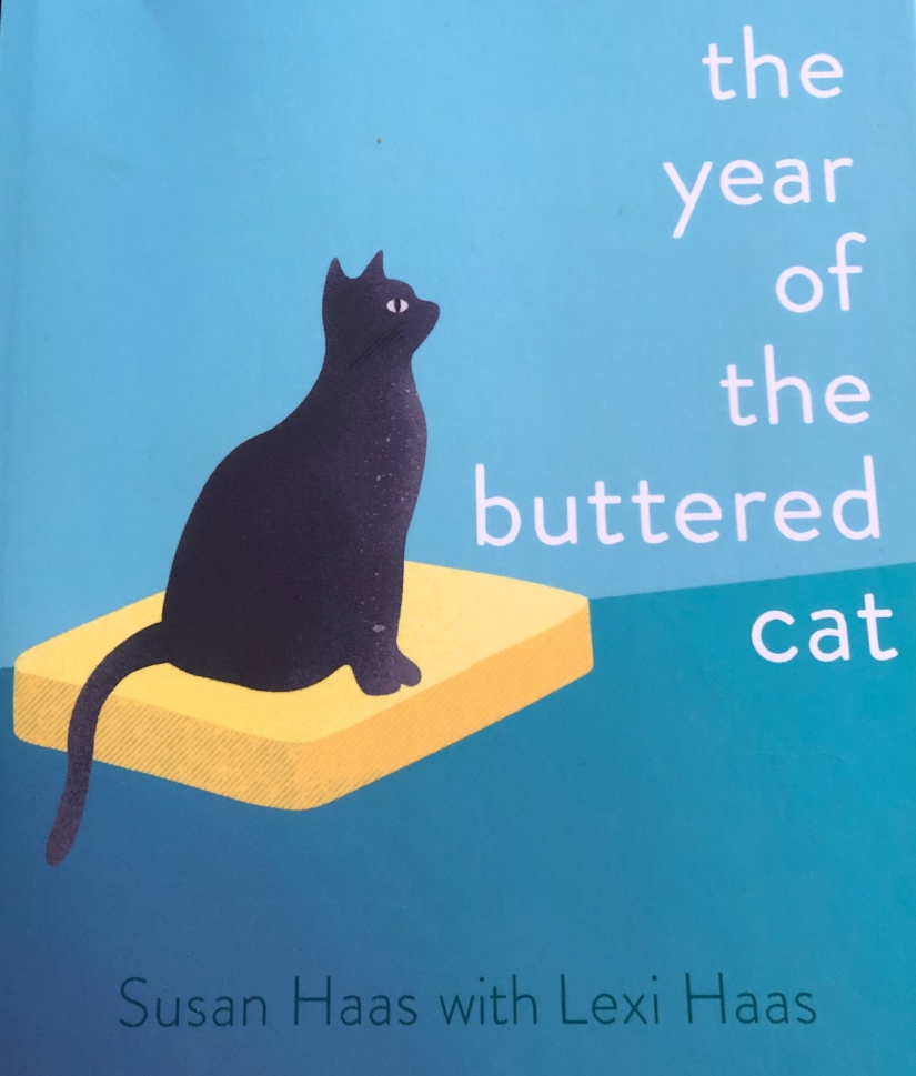 the year of the buttered cat book cover